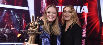 Trots op Sophia: winnares van The Voice of Holland!